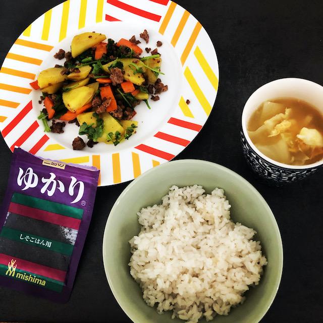 ジョージアで日本食