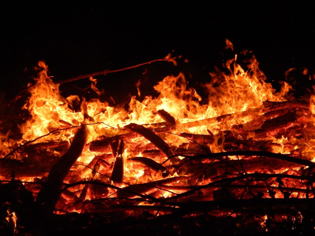 エピソード2:自宅が火事になりかけた話