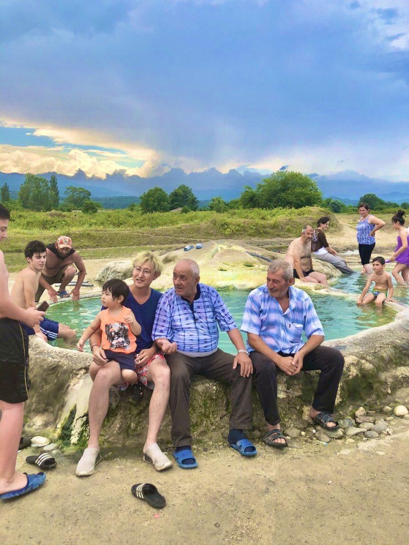 ジョージアのオススメ温泉