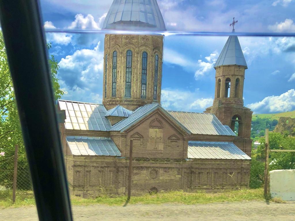 ジョージア一周旅行 教会