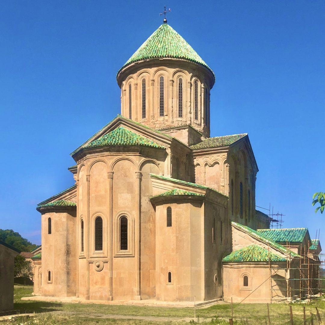 ジョージア一周 ゲルゲティ修道院