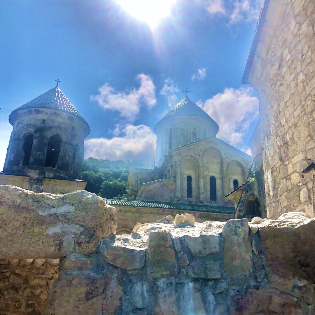 ゲルゲティ修道院