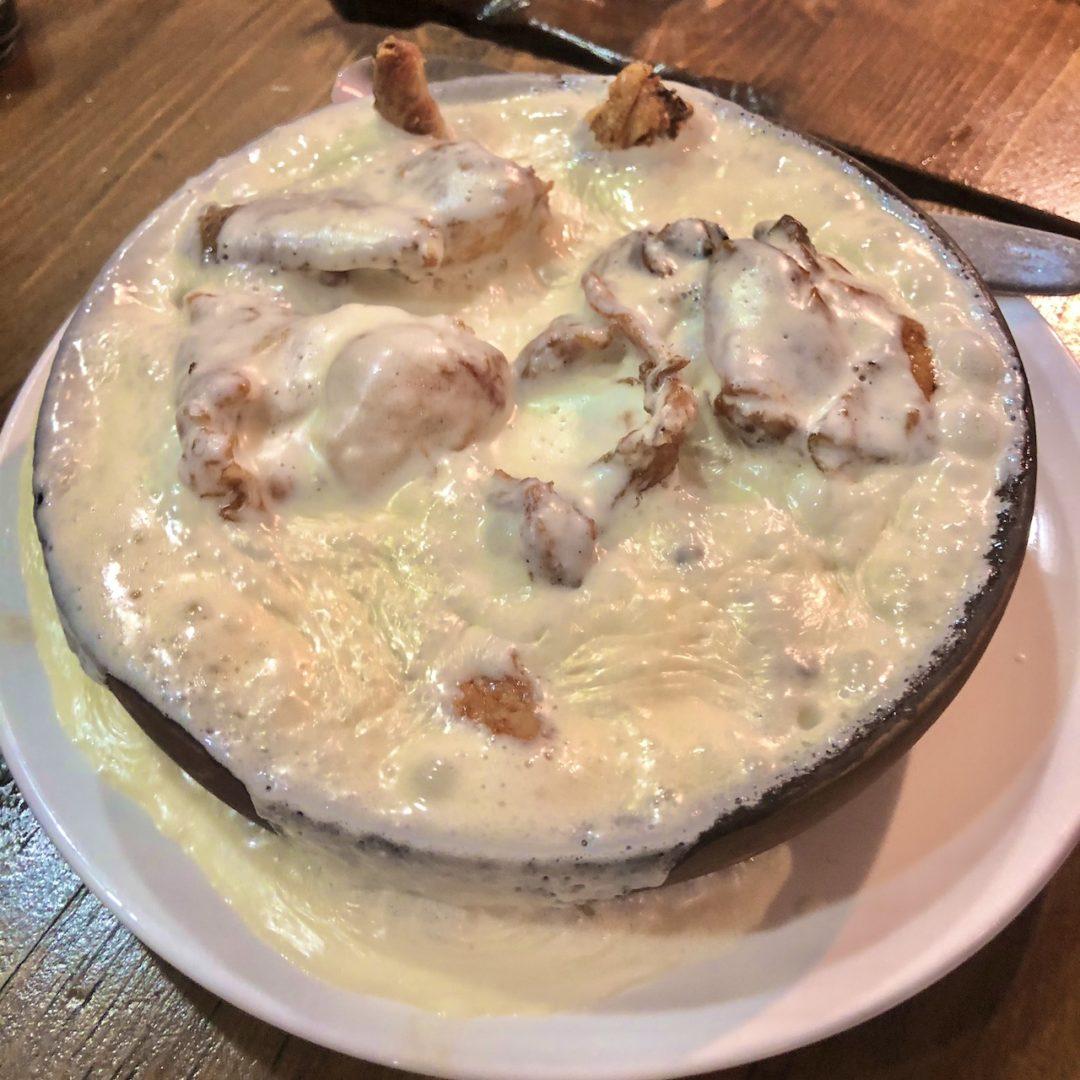 シュクメルリ ジョージア レストラン バトゥミ