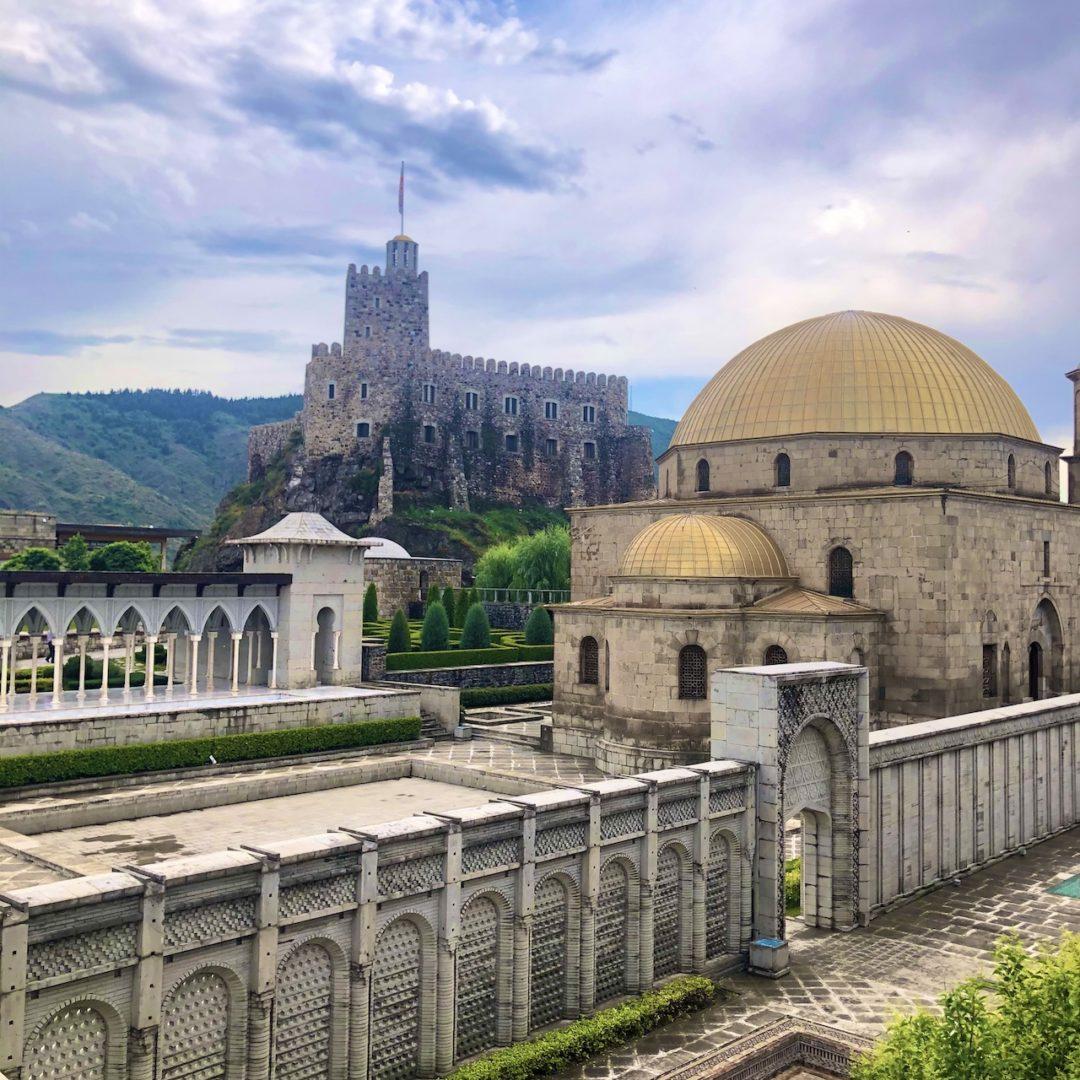ジョージア旅行 Rabati Castle