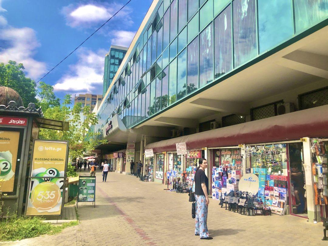 【ジョージア】家族で満喫トビリシ最大の市場!おすすめエリア9選!